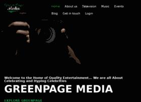 greenpagemediagroups.com
