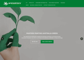 greenpainters.org.au
