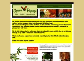 greenpapayacincinnati.com