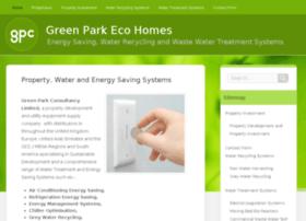 greenparkconsultancy.com