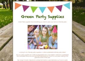 greenpartysupplies.com.au
