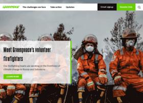 greenpeace.co.uk