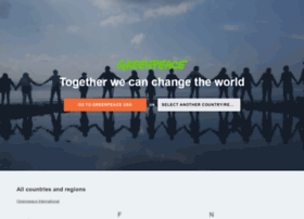 greenpeace.com