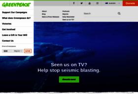 greenpeace.org.au