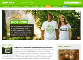 greenpeacegiving.co.uk