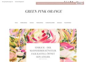 greenpinkorange.com