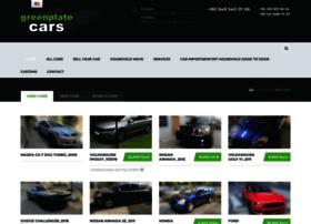 greenplatecars.com