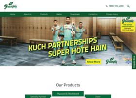 greenply.com