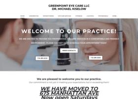 greenpointeyecare.com