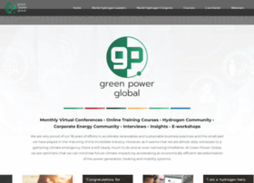 greenpowerconferences.com
