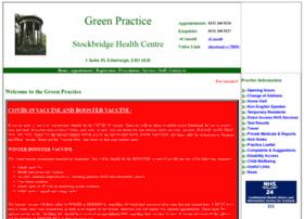 greenpractice-shc.co.uk