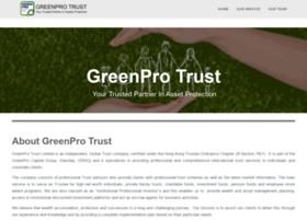 greenprotrust.com.hk