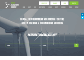 greenrecruitmentcompany.com