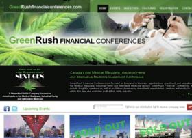 greenrushfinancialconferences.com