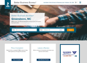 greensboro.bbb.org