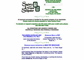 greenscapular.com