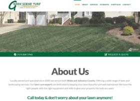 greensceneturf.com