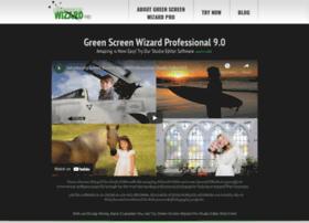 greenscreenwizardpro.com