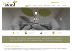 greenseedgroup.com