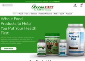 greensfirst.com