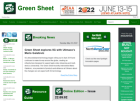 greensheet.com