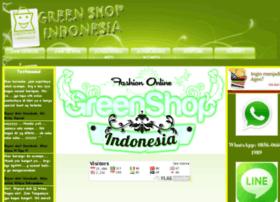 greenshopindonesia.com