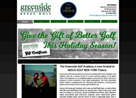 greensidegolfacademy.com