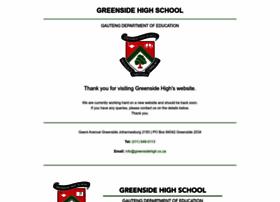 greensidehigh.co.za