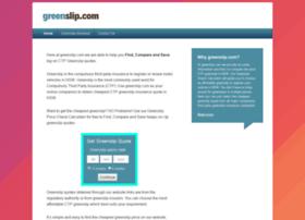 greenslip.com