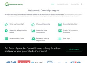 greenslips.org.au