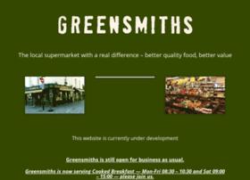 greensmithsfood.co.uk