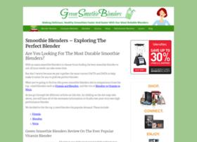 greensmoothieblenders.com