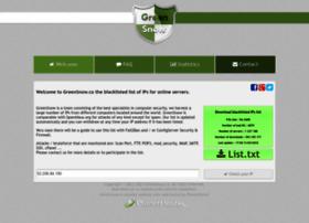 greensnow.co