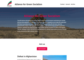 greensocialist.org.uk