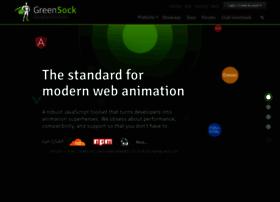greensock.com
