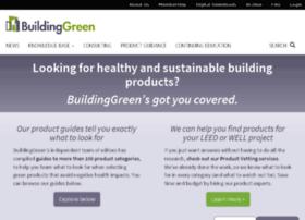 greenspec.buildinggreen.com