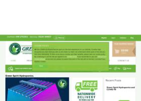 greenspirit-hydroponics.com