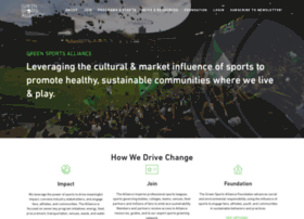 greensportsalliance.org
