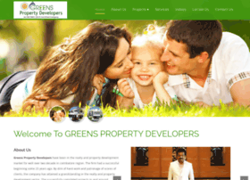 greenspropertydevelopers.com