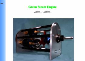 greensteamengine.com