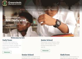 greenstedsschool.com