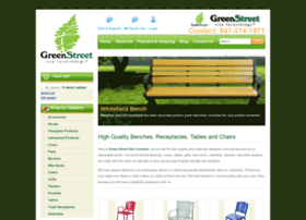 greenstreetsitefurniture.com