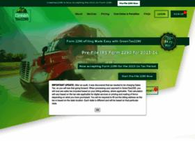 greentax2290.com