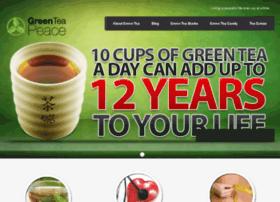 greenteapeace.com