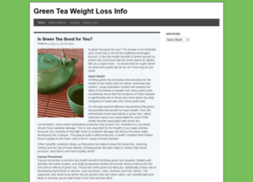 greenteaweightlossinfo.com