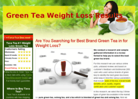 greenteaweightlossresults.com