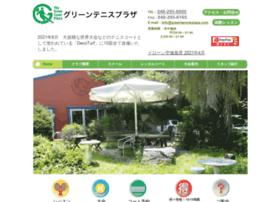 greentennisplaza.com