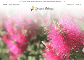 greenthingsaz.com