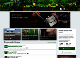 greentractortalk.com