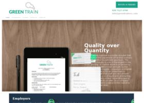 greentrainrec.com
